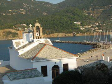 Skopelos, tour delle spiagge di Mamma Mia!