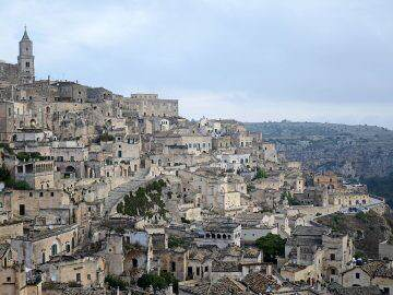 Visitare Matera, la città dei sassi